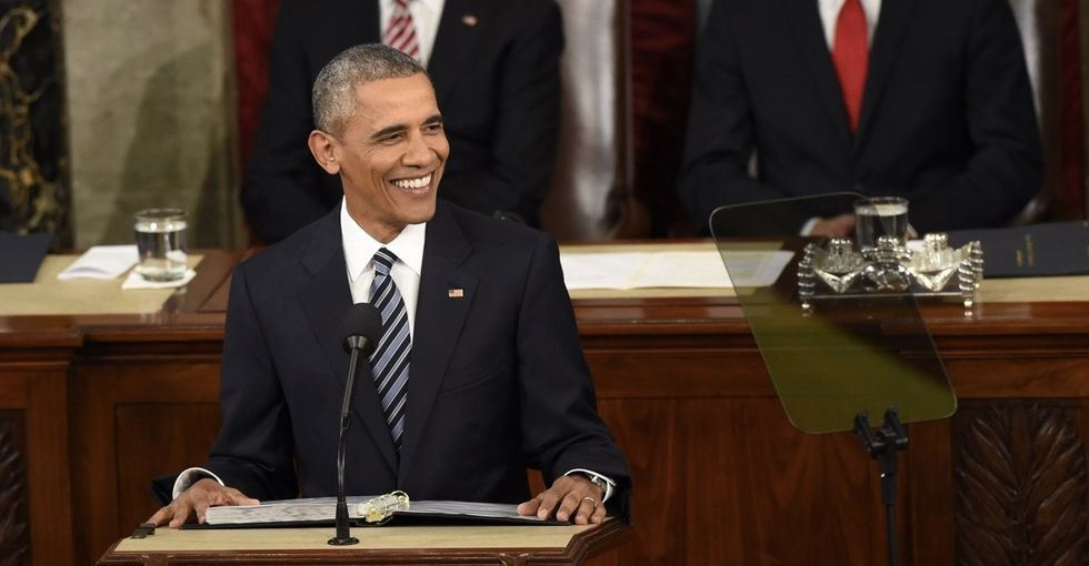 7 of the best lines from President Obama's State of the Union address.