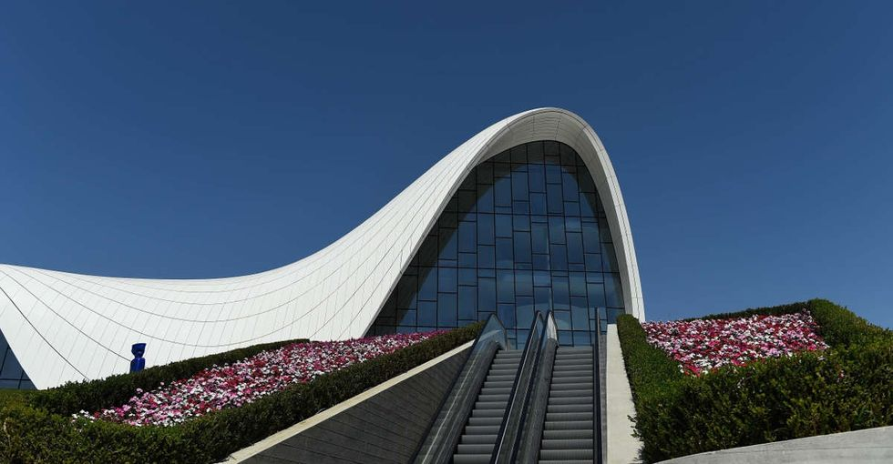Famed architect Zaha Hadid has died. She left behind these 17 jaw-dropping buildings.