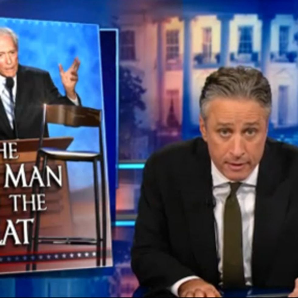 Jon Stewart Cuts Through The Hypocrisy Of The RNC In Less Than 8 Minutes