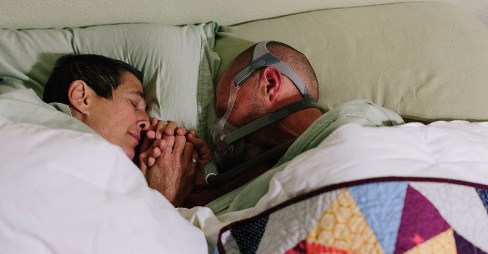 The Spooners are a definite example of 'relationship goals' — and the power of love.
