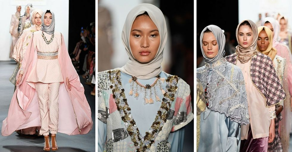 The important reason why this New York Fashion Week collection made history.