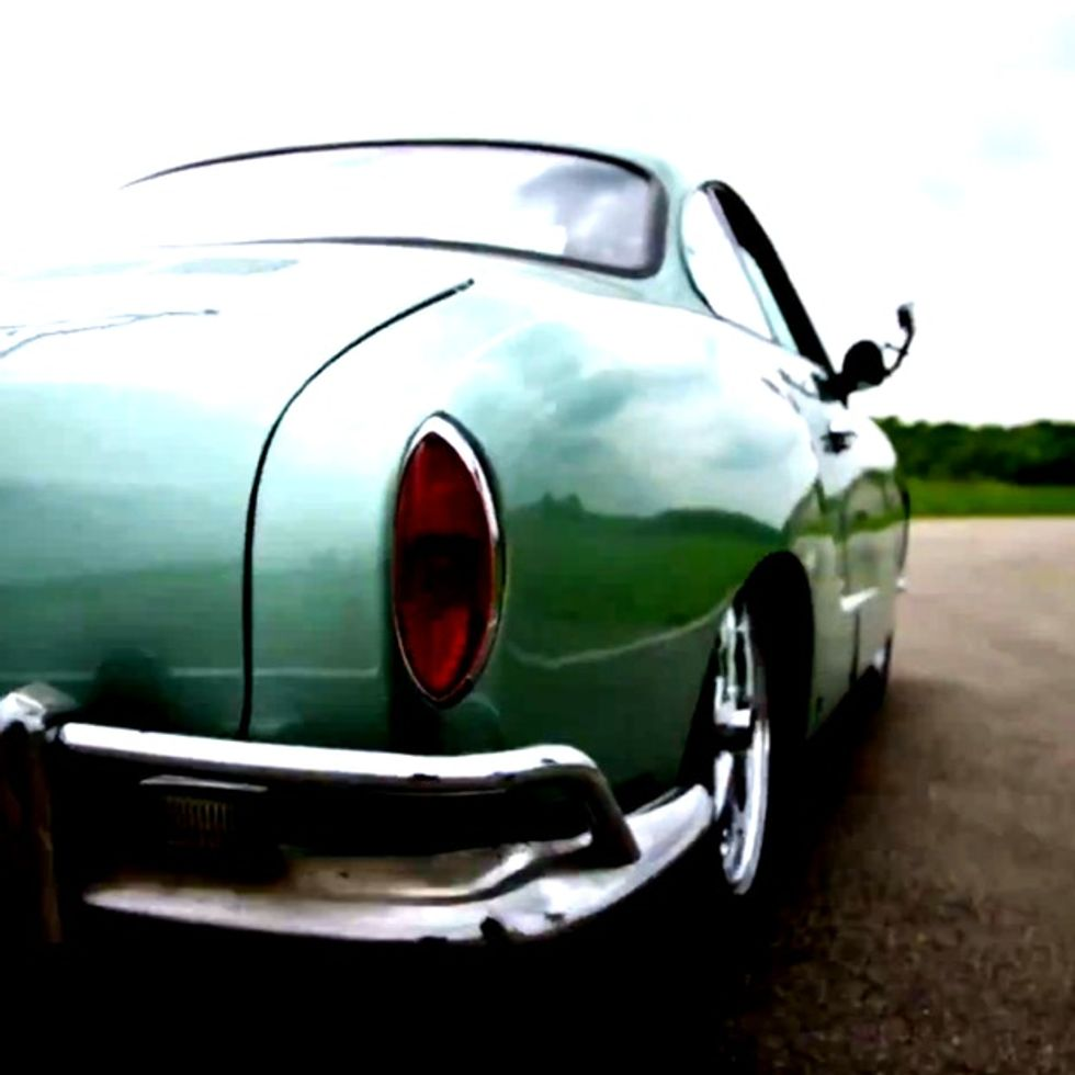 Maybe The Coolest Car Commercial You'll Ever See