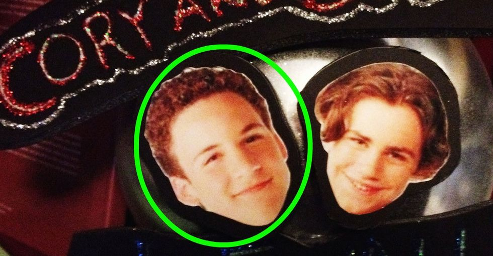 See Cory from 'Boy Meets World' drop the mic ... on cultural appropriation. Seriously.