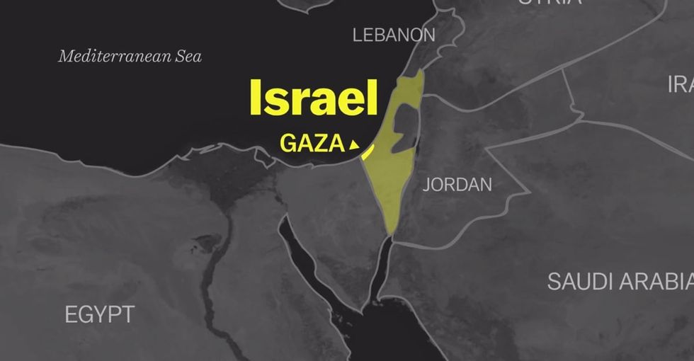 The Video About Israel-Gaza You Can Share With Your Friends That (Hopefully) Won't Offend Them