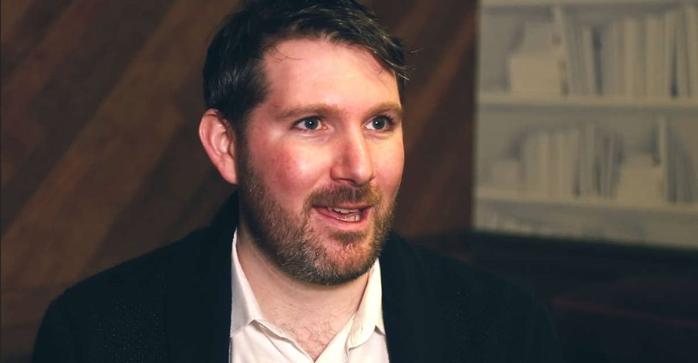 Upworthy's CEO explains how to break your online 'filter bubble.'