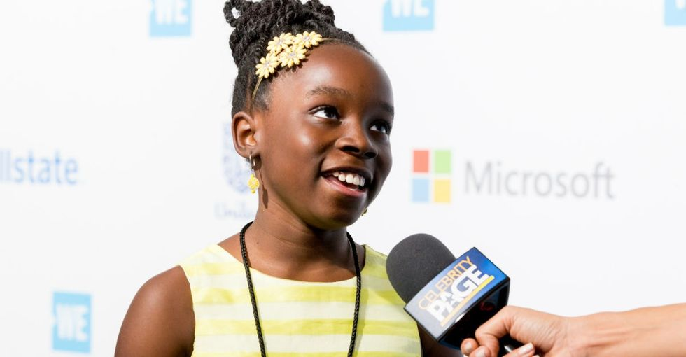 She landed a deal with Whole Foods, has a plan to save the bees — and is in sixth grade.