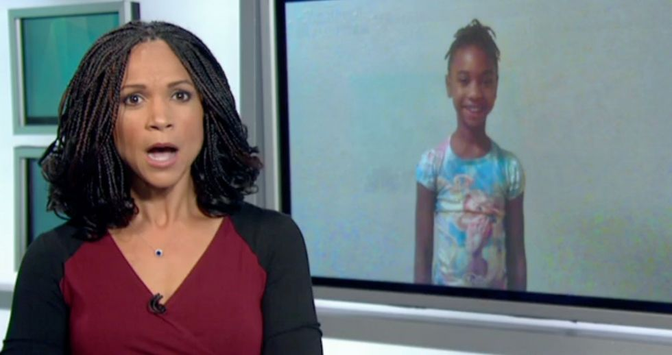 See A TV Host's Perfect Message To A Young Girl Whose School Called Her 'Unacceptable'