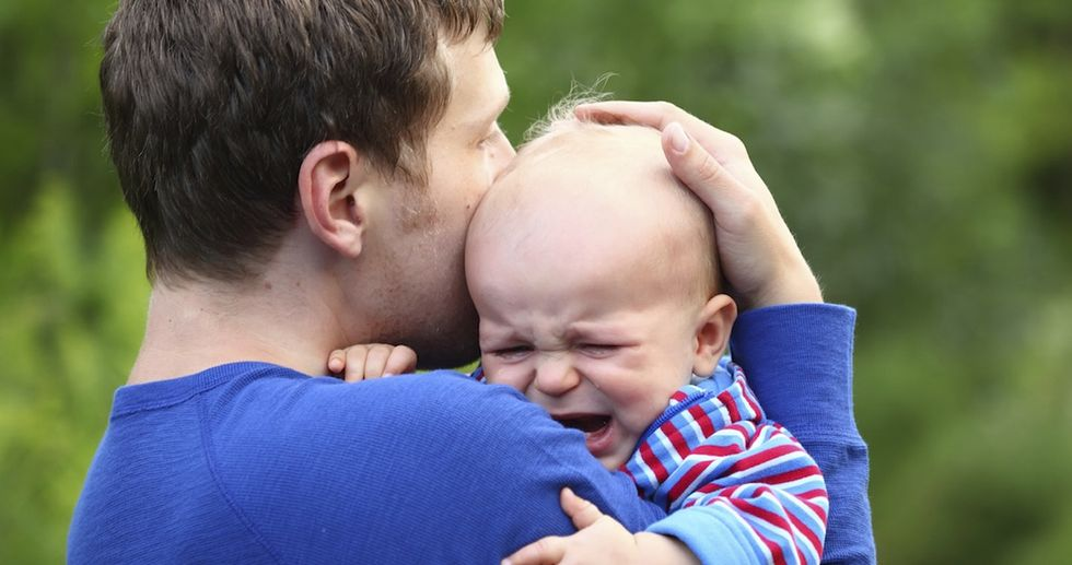 5 things every new dad should do to crush the first year of fatherhood.