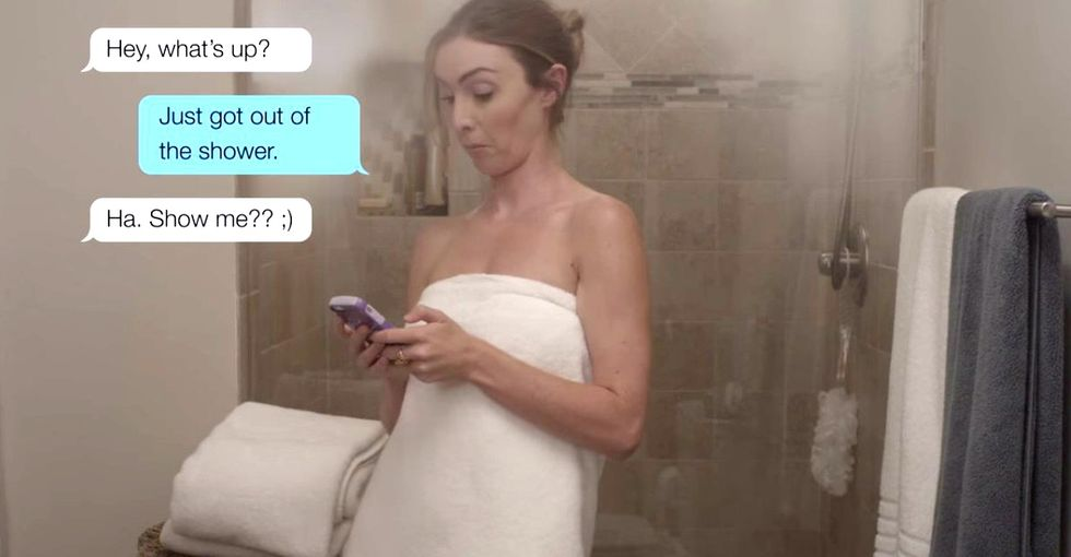 Women Might Stop Taking Naked Pics Once And For All. Consider This Your Warning.