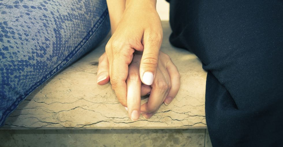 A letter to my able-bodied partner.
