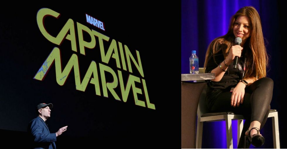Marvel just hired its first female film composer. Here's why that's a big deal.