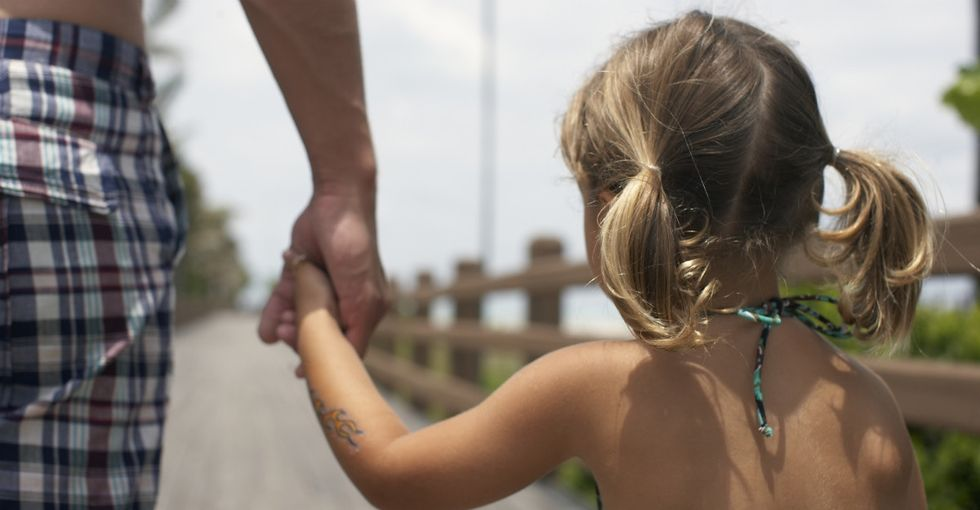 This Feminist Dad Got Prepared With A List Of Rules And Then Realized He Needed To Listen To Her