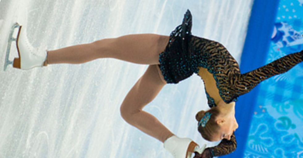 Sochi, Russia: The Home Of The 2014 Olympics And One Seriously Confused Straight Person