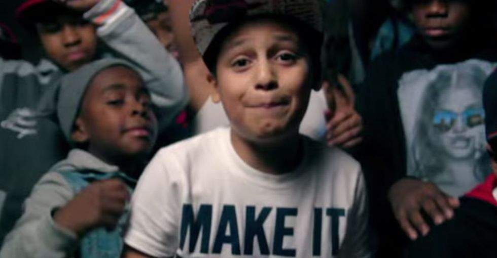 Here's A Rap Video That Parents Ought To Be Thrilled To Show Their Kids