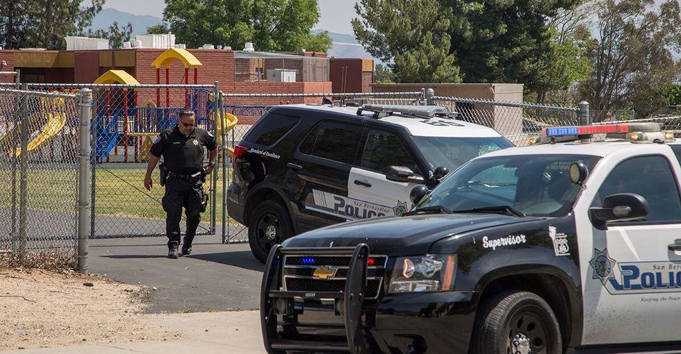 Why leaving didn't stop Karen Smith's husband from killing her in San Bernardino.