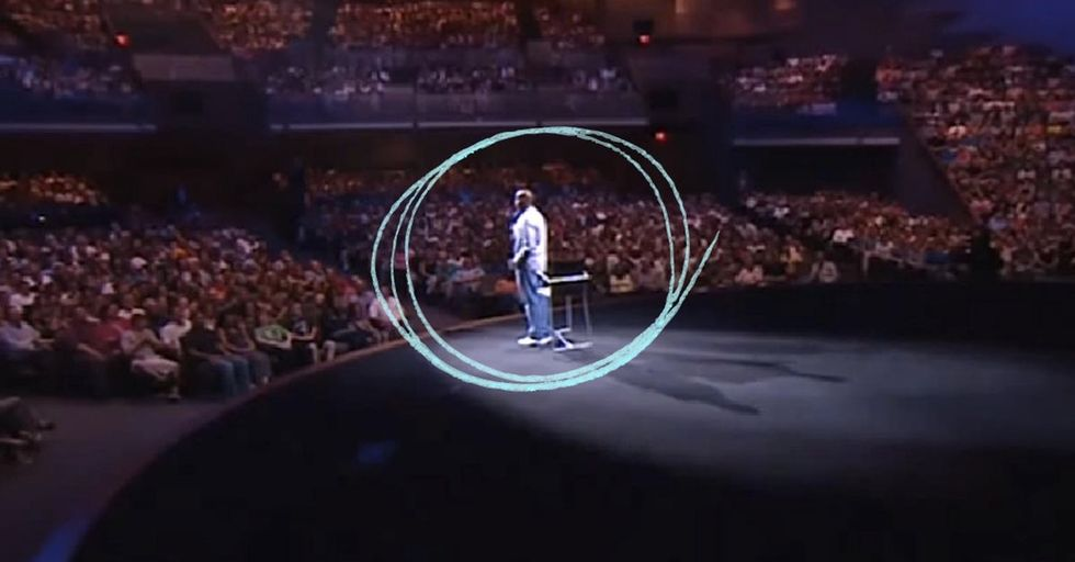 The Moment This Comedian Stopped Getting Laughs From His Audience, His Life Changed Forever