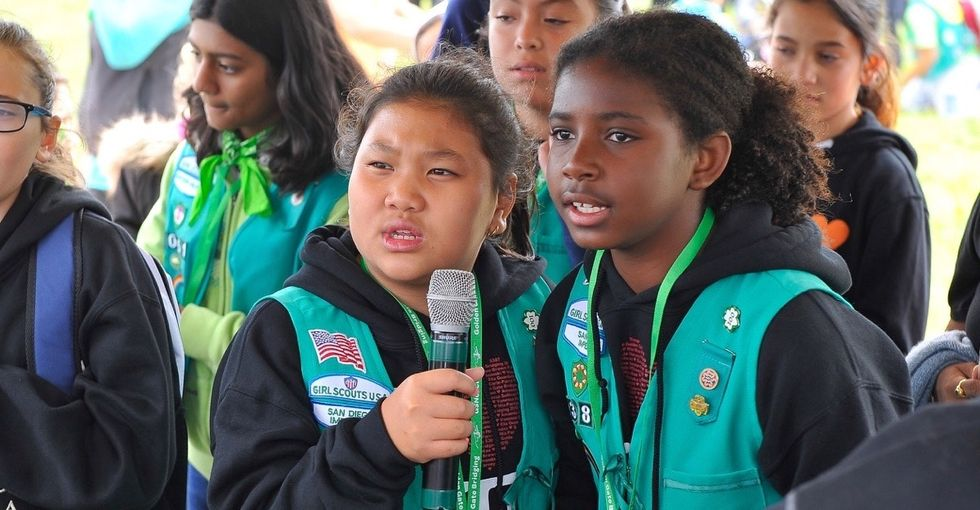 This guide to weight and body image from the Girl Scouts is freaking amazing.