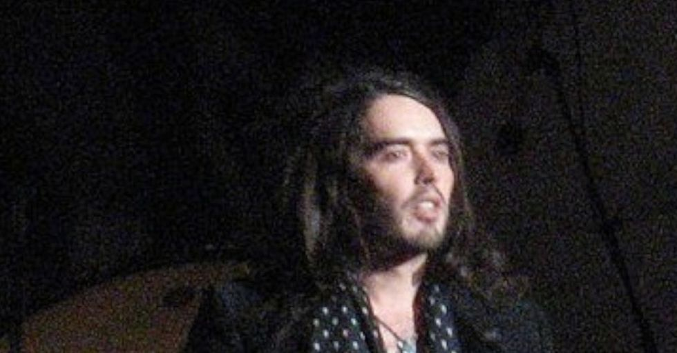 What Did Russell Brand Say This Time? Oh Nothing, Just A Bunch Of Incredible Stuff.