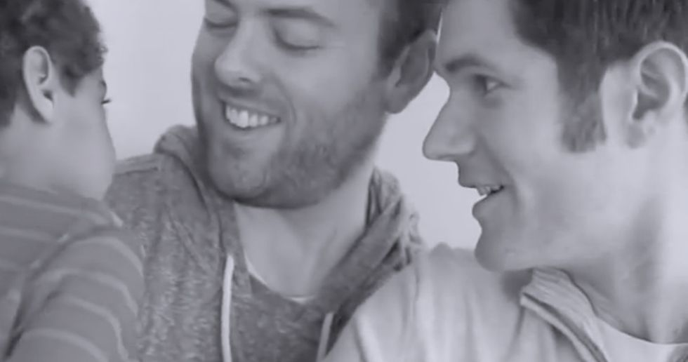 These 2 Men Didn't Think Marriage Mattered To Them. Then They Married Each Other.