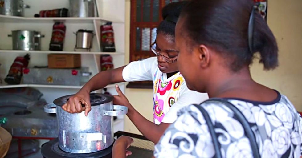 It Used To Take Up 40% Of Their Daily Expenses. Then They Found A New Way To Cook.