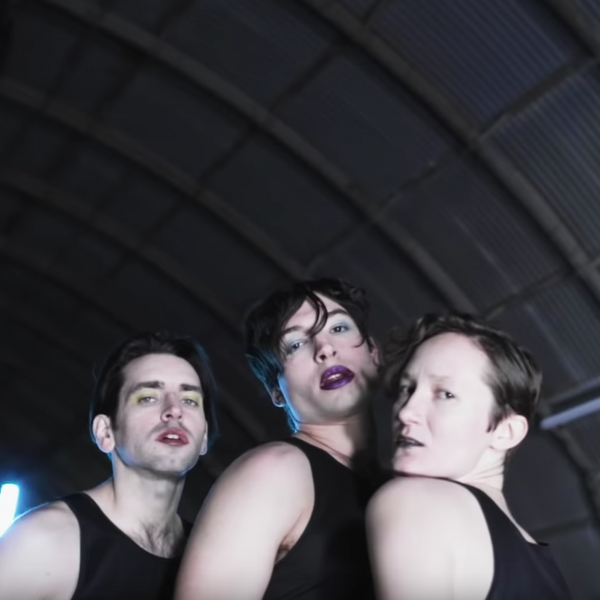 Ezra Miller's Band Covered 'Don't Cha' by The Pussycat Dolls