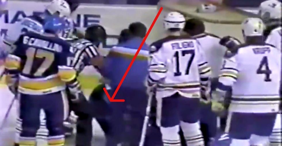 A Famous NHL Goalie Put A Bullet In His Head, And He Wants Everyone To Know Why