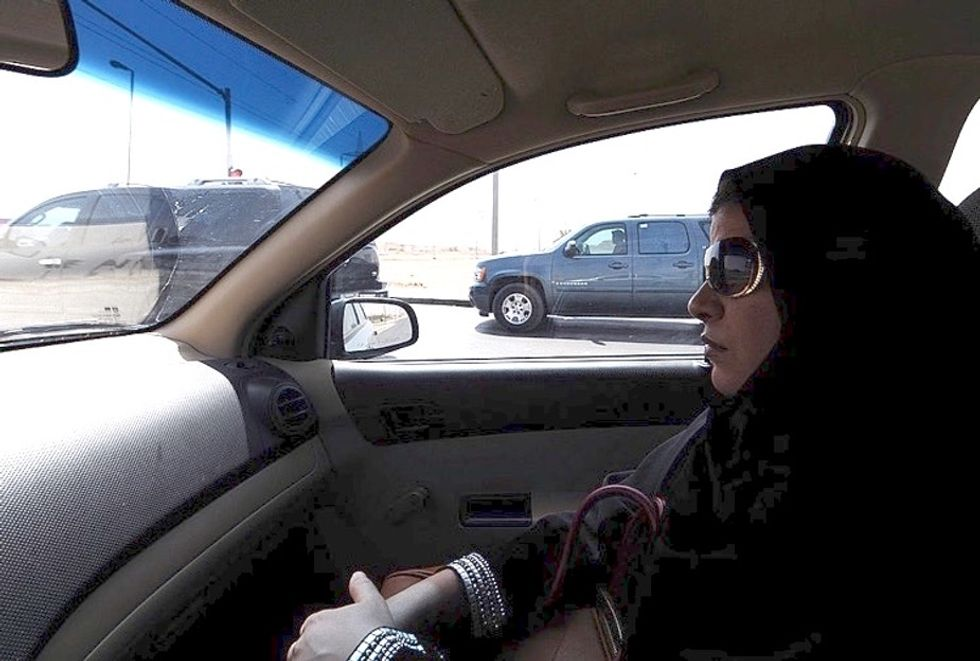 One woman's furious response to Uber's new deal with the Saudi government.
