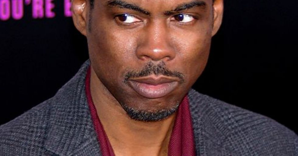 Chris Rock's Epic Truth Bomb About How It's White People That Have Progressed, Not Black People