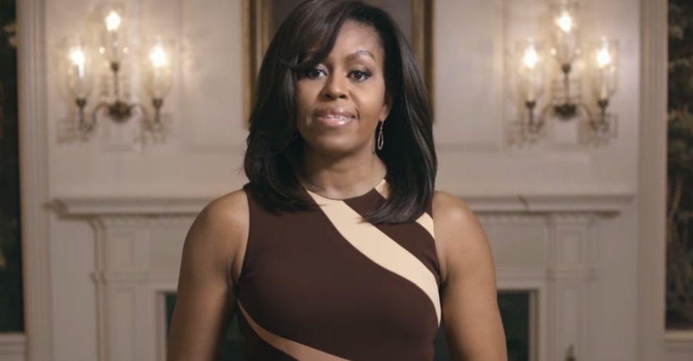 It feels like every awesome woman is in this amazing new White House video. So good.