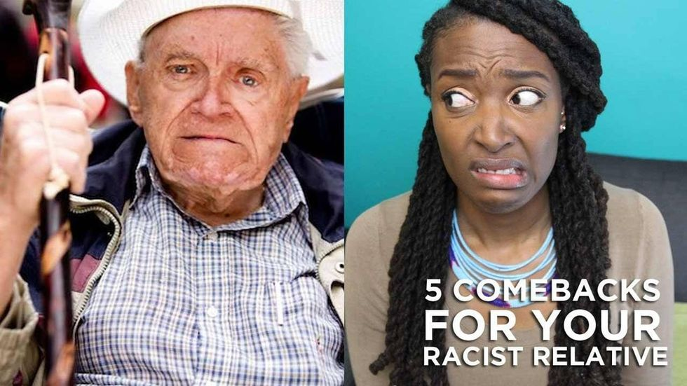 How To Prevent Your Racist Grandpa From Making Christmas Dinner The Most Awkward Meal Ever