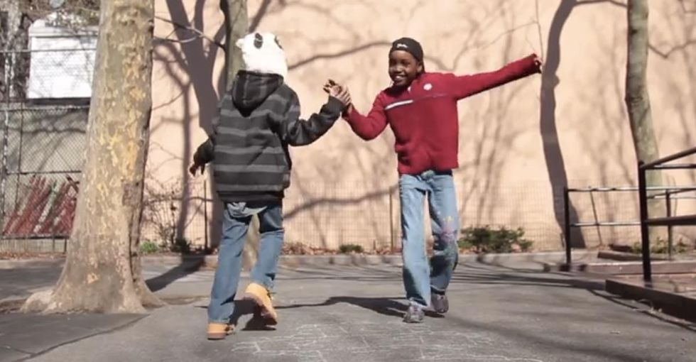 Siblings Stuck In The Foster Care System Find Beautiful Ways To Get Back Together