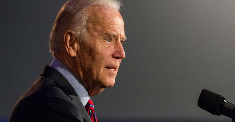 The tear-jerking open letter Joe Biden wrote to the Stanford rape survivor.