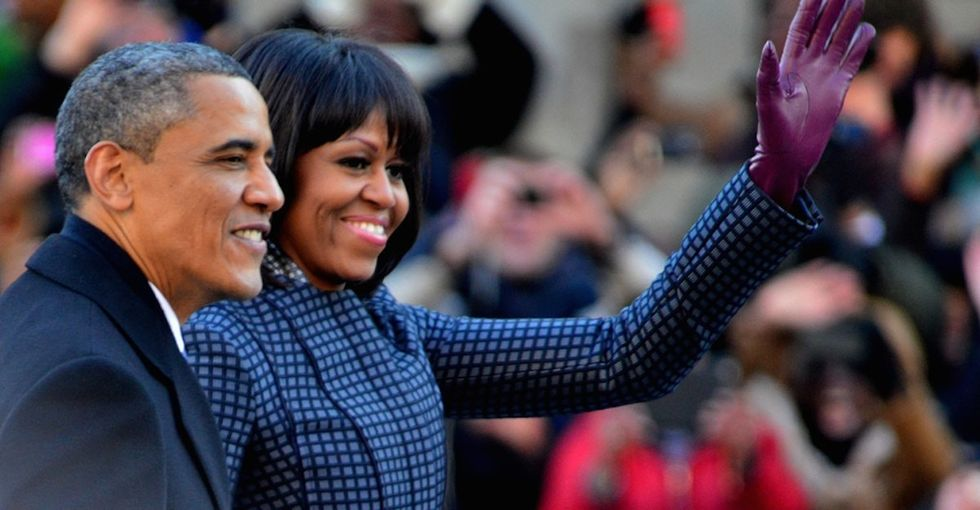 The Obamas Said Something Kinda Controversial, And A New York Times Columnist Has A Great Response