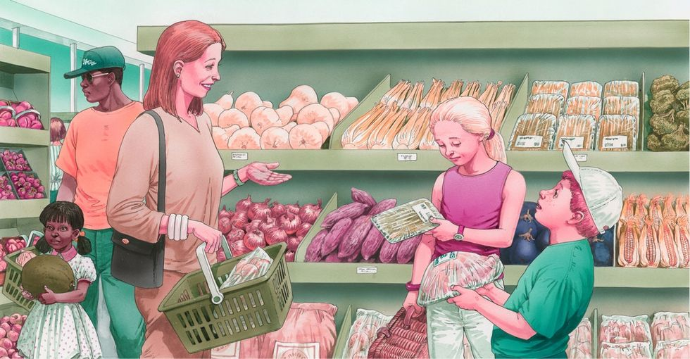 A Lot Of Health Issues Get Blamed On Food *Choices*. But Maybe Something Else Is At Fault.