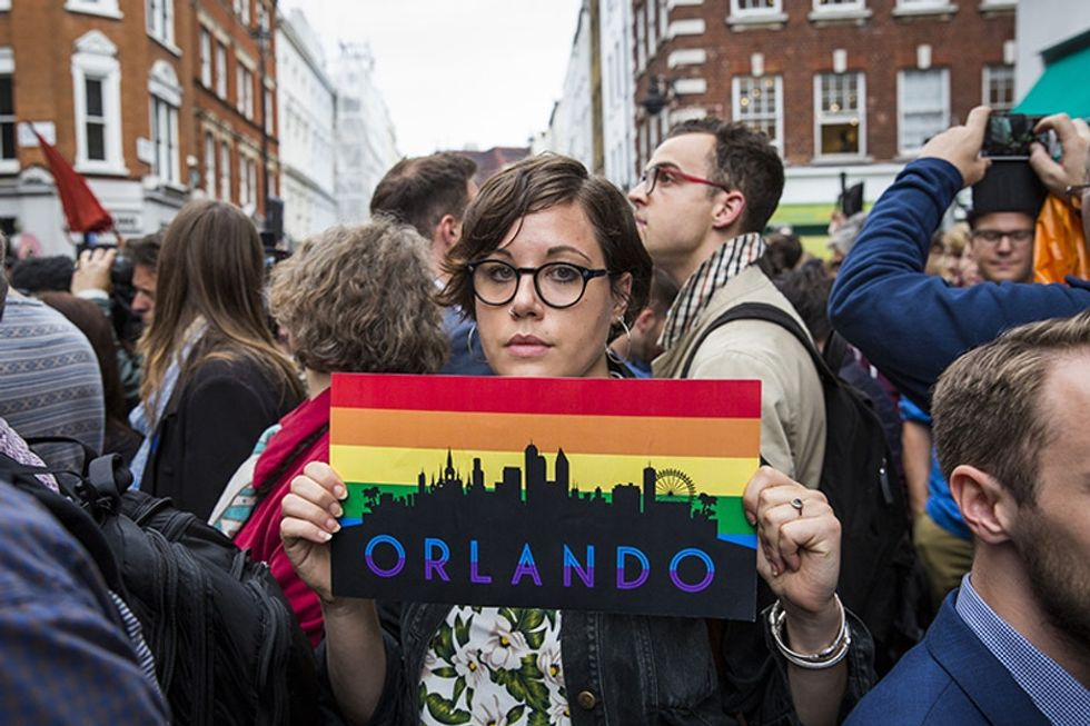 9 beautiful responses to hate in the aftermath of the Orlando attack.