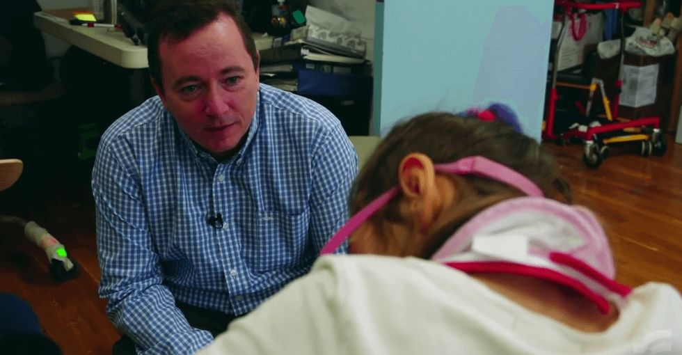 She Was 5 Days Old When A Baby Nurse Gave Her Brain Injuries. Now Her Dad's Built Her A School.