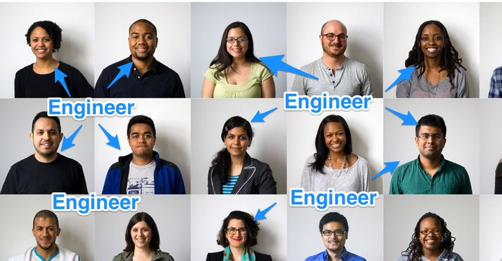 Imagine An Engineer. Are You Thinking Of A Dude? Is He White? Here's How To Change That.