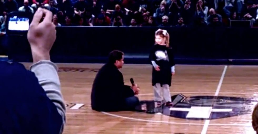 A 6-Year-Old Asks Neil DeGrasse Tyson An Adorable Question. He Gives Her An Awesome Answer.