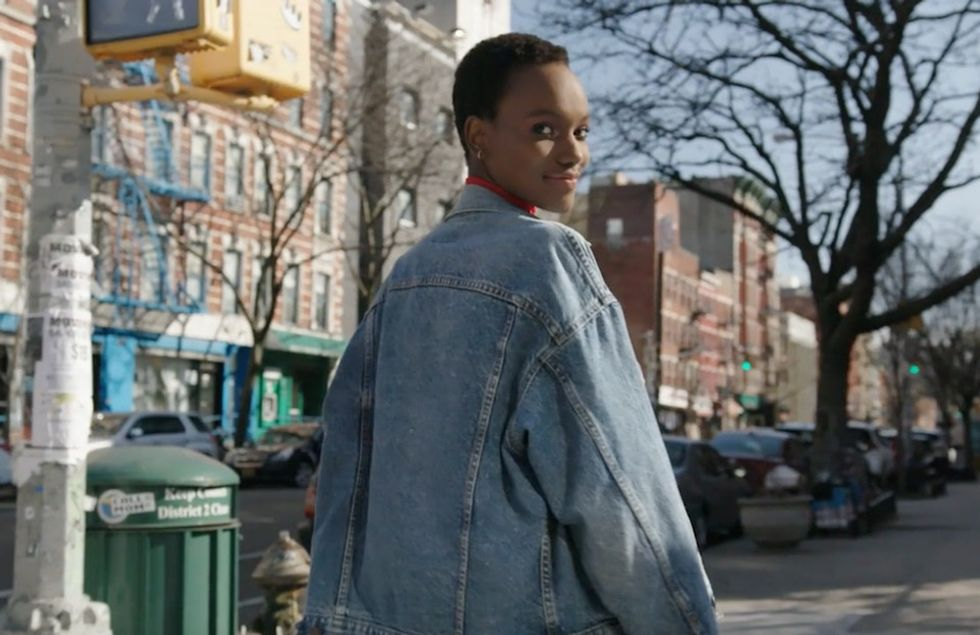 From an East African orphanage to a New York girls club, this model's acing philanthropy.