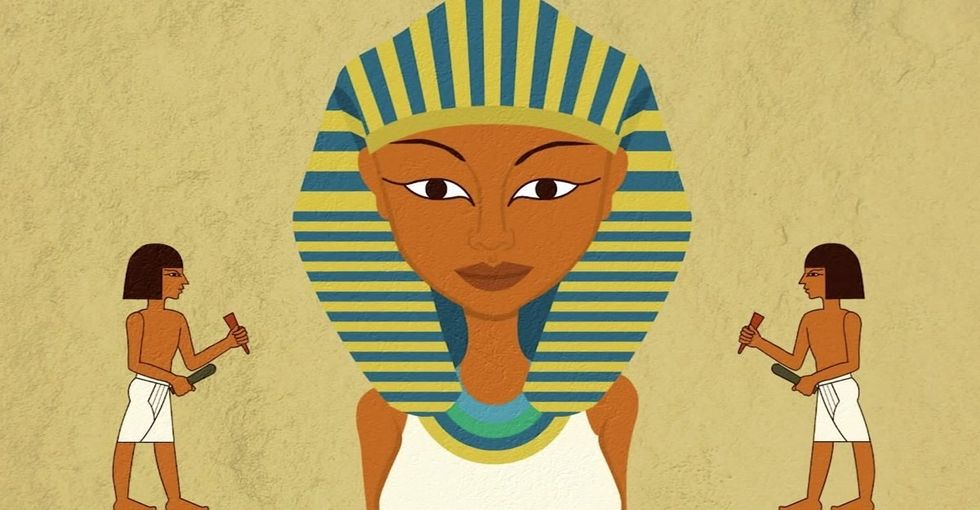 She ruled Egypt long before Cleopatra, and there's a reason you haven't heard of her.