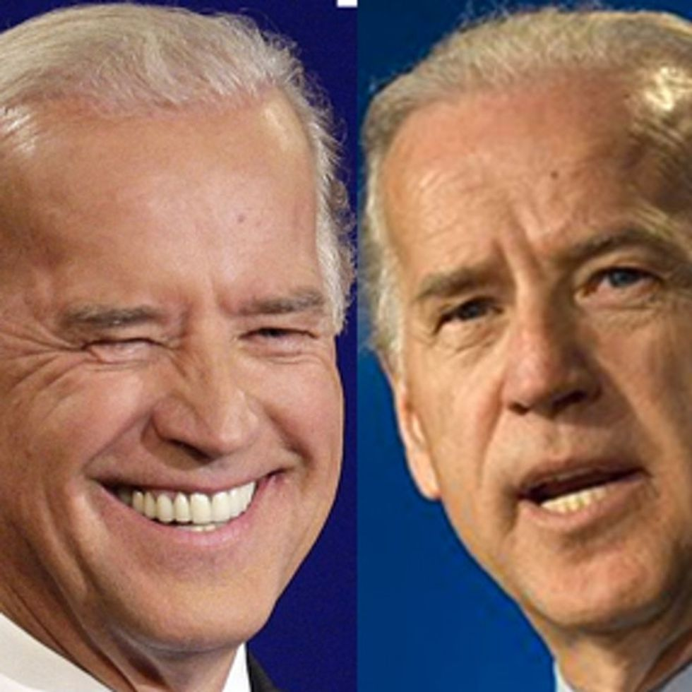 Which Of These Joe Bidens Will Show Up Thursday?