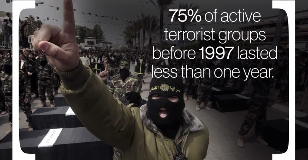 Just 2 Reasons Account For Why 80% Of Terrorist Groups Split Up