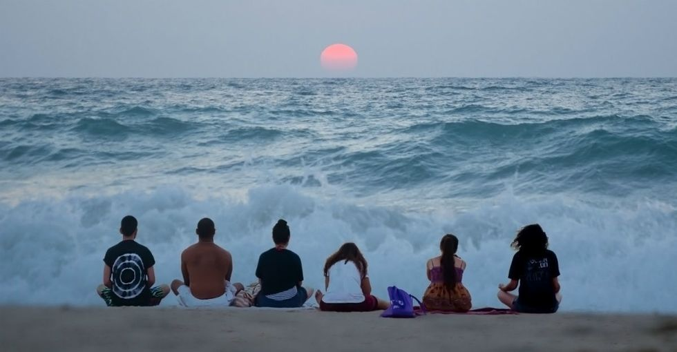 Meditation can be done by anyone just about anywhere in as little as two minutes a day.