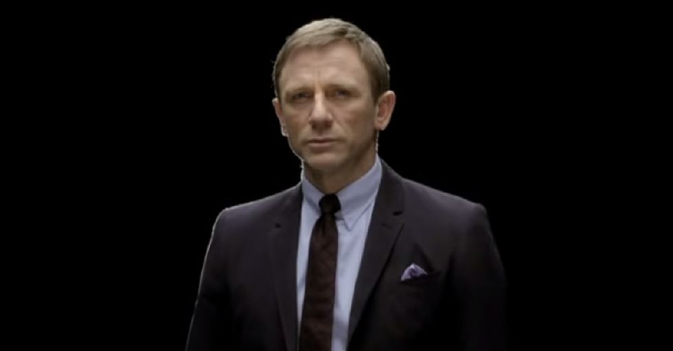 'What Are Feminists So Mad About Anyway?' If You Ever Ask Yourself That, Watch James Bond React.