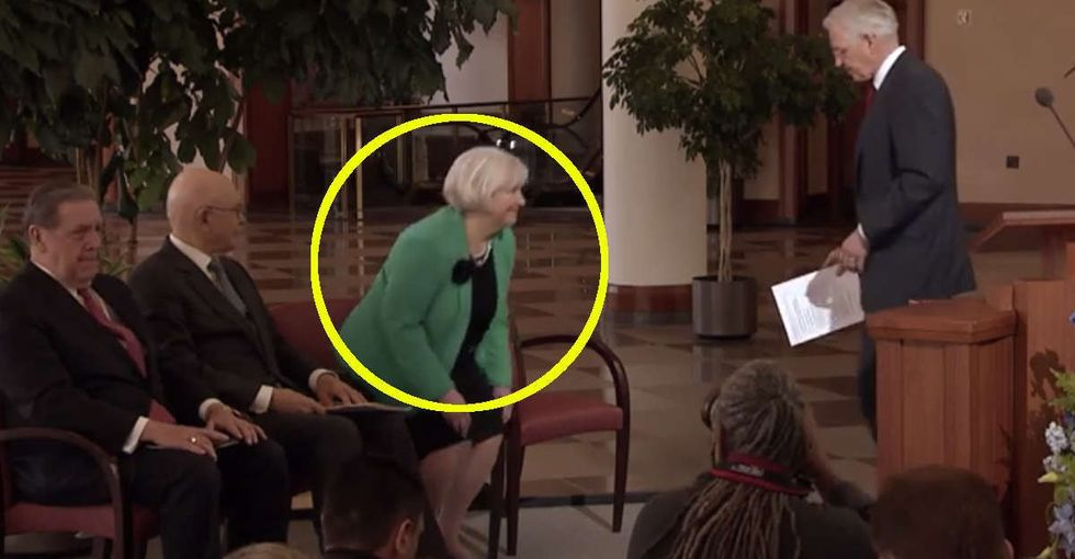 You Might Think You Know What This Mormon Woman Is Going To Say About Gay People, But Just Watch