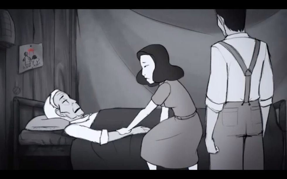 Over 70 Years Ago, The U.S. Made A Horrible Decision. A Powerful Animation Remembers That.