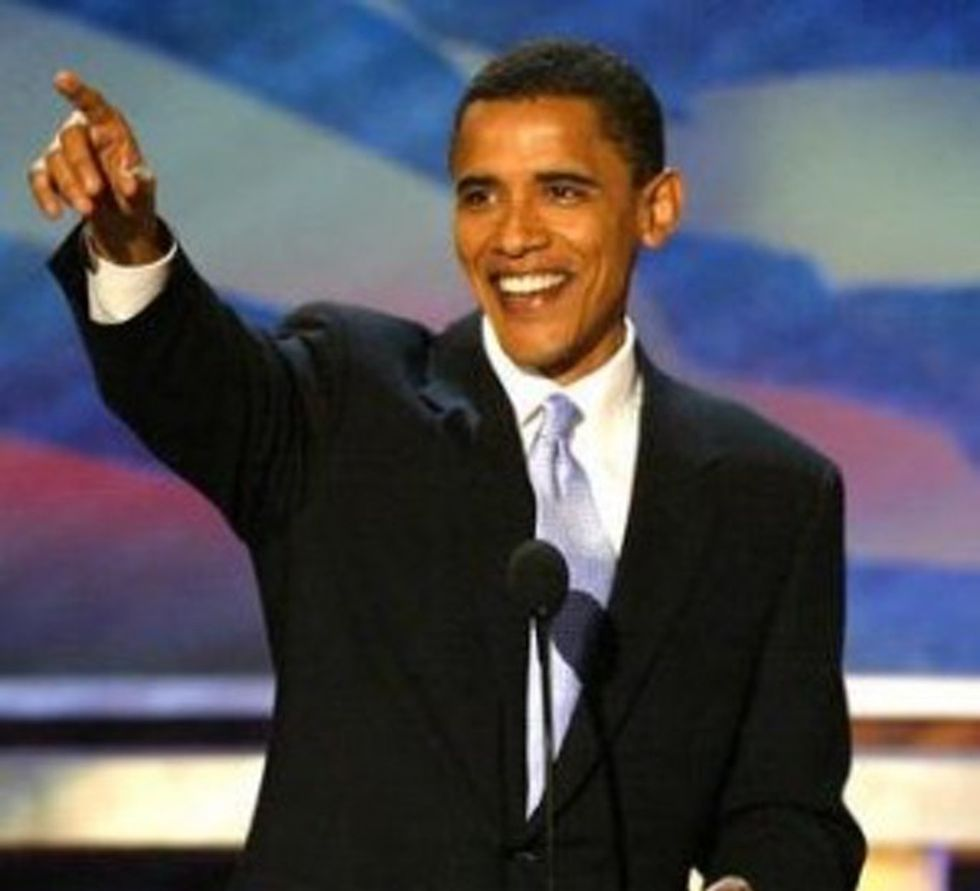 Remember THIS Barack Obama? Hope He Shows Up Tonight.