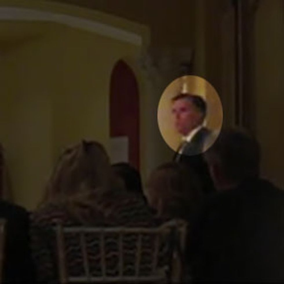 Hard to believe, but this leaked Romney video is even WORSE.