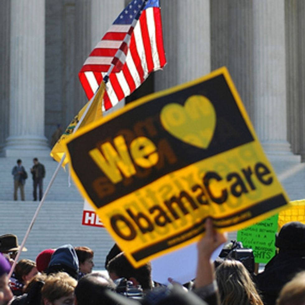 And Obamacare's Biggest Supporter Is ...