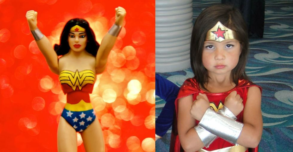 A Little Girl Writes A Letter To DC Comics They Should Keep On Every Wall